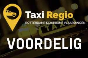 Taxi Blijdorp Rotterdam